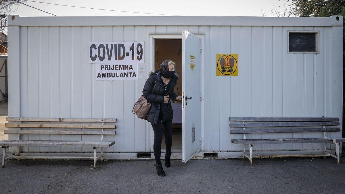 La OMS, preocupada por el avance del covid-19 en los Balcanes y Europa central