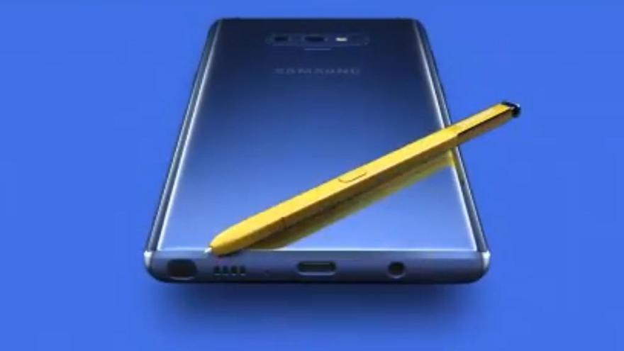 Samsung treu al mercat el nou Galaxy Note 9 a 56 països
