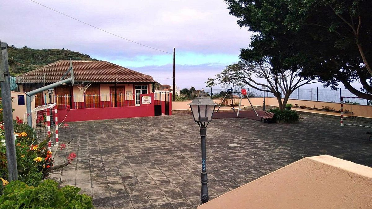 Centro de las Cabezadas, en La Palma.     E.D.