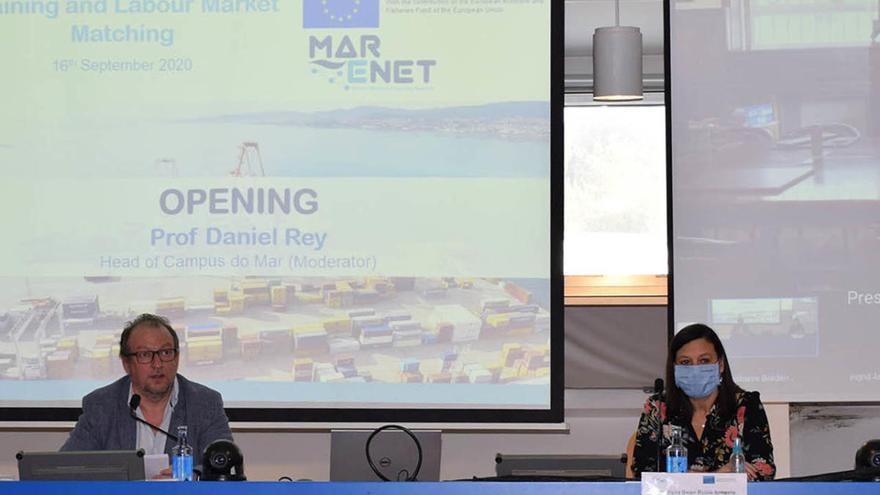 La Universidad de Vigo ultima una plataforma online para buscar empleo en el sector marítimo-portuario