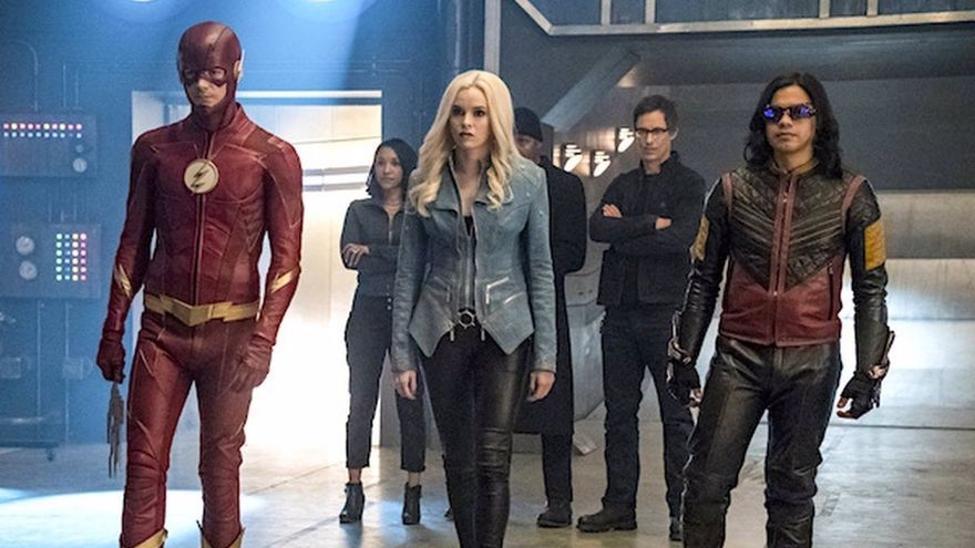 'The Flash' se despide de dos de sus protagonistas