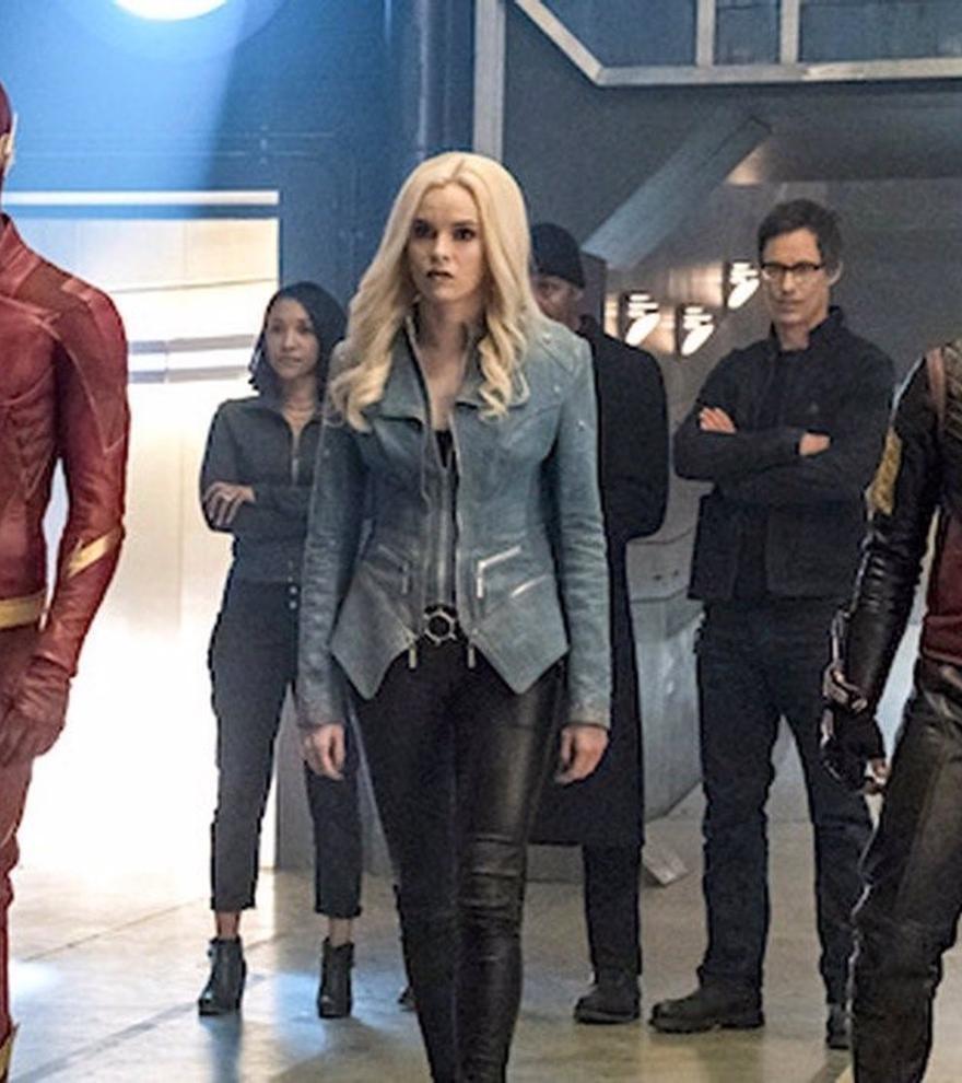 'The Flash' se despide de dos de sus protagonistas
