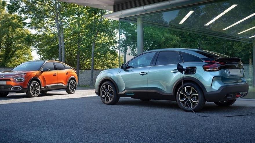 Ya se admiten pedidos de los nuevos Citroën C4 y Citroën ë-C4