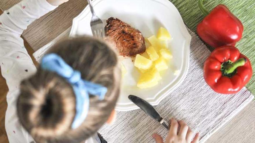 Carne, leche, frutas, hortalizas y poco pescado; el menú balear durante la pandemia