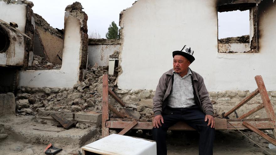 Más de 50 fallecidos en los enfrentamientos en la frontera entre Kirguistán y Tayikistán