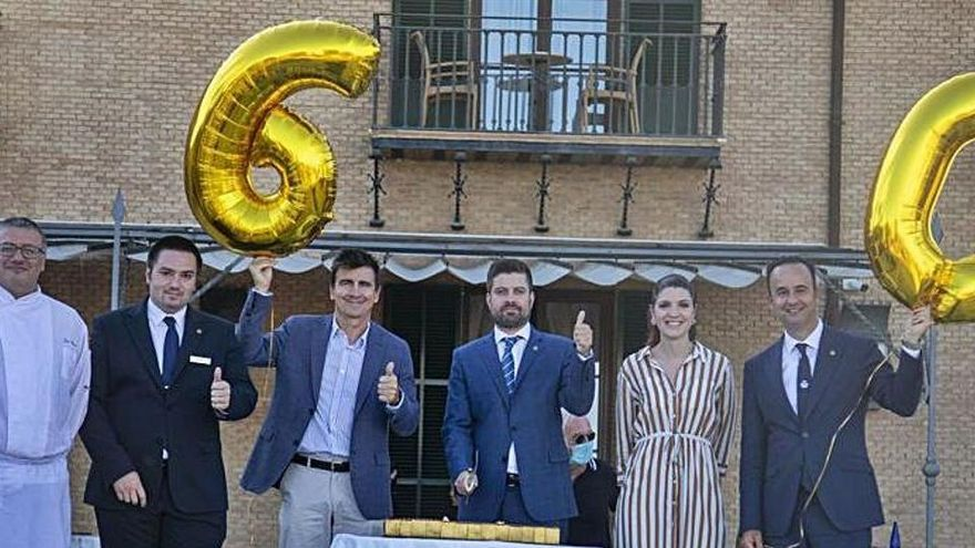 Mallorcas Hotel-Klassiker Castillo Son Vida feiert 60. Geburtstag