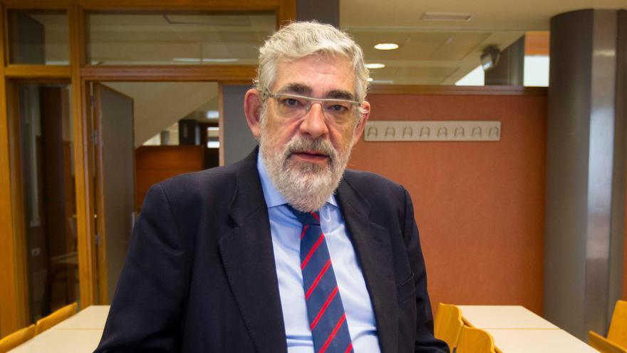 Vicente Navarro de Luján, nuevo presidente de la Xarxa Vives d'Universitats