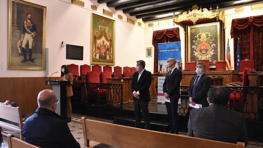 El Ayuntamiento de Elche propone un pacto de Estado en sanidad