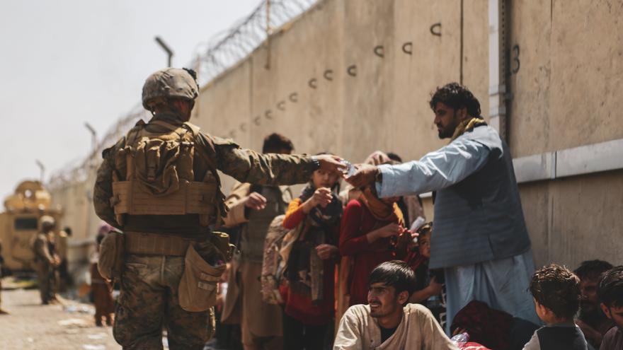 EEUU espera evacuar a todos los estadounidenses de Kabul para el 31 de agosto