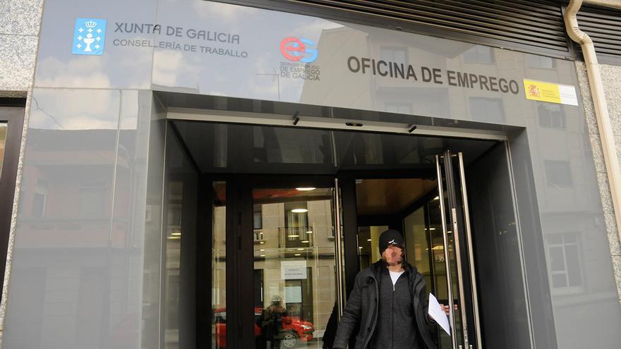 Galicia anota 6.165 desempleados más en noviembre, hasta sumar 187.472