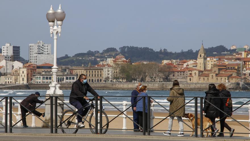 Cuatro de cada diez desplazamientos en la ciudad se hacen a pie o en bicicleta