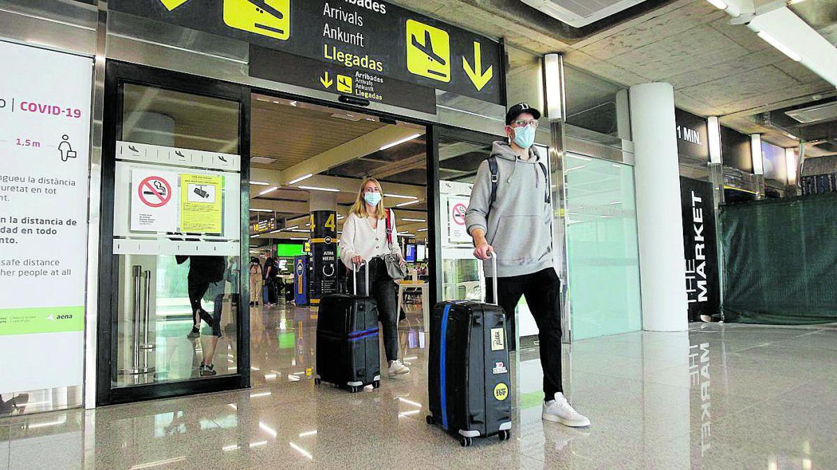 Luz verde a la llegada de más turistas alemanes a Mallorca