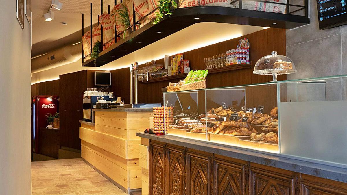 El nou local de PdePÀ, a la plaça major de Vic