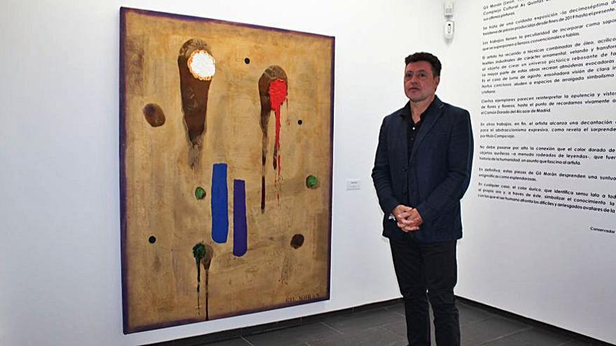 Visita guiada de LA NUEVA ESPAÑA a la obra de Gil Morán en As Quintas