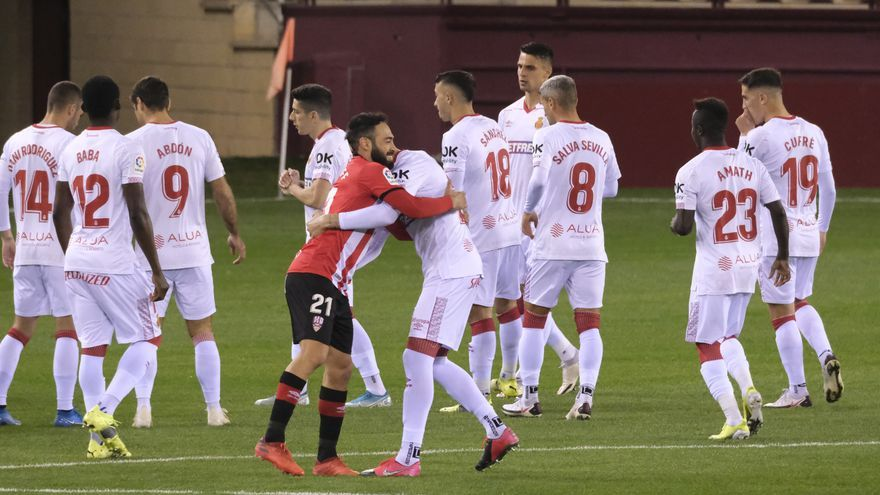 Vea aquí el vídeo del resumen y el gol del Logroñés-Mallorca