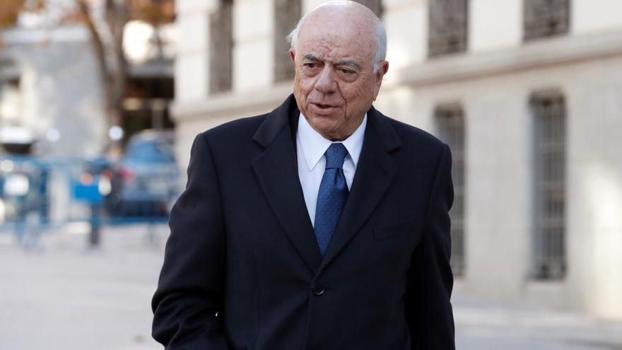 El juez investigará a Francisco González por administración desleal