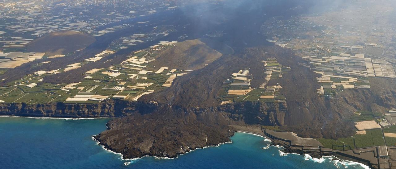 Localizan más de 60 terremotos desde la medianoche en La Palma