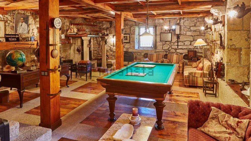 Un pazo del siglo XIV en Nigrán, entre las casas en venta más caras de España