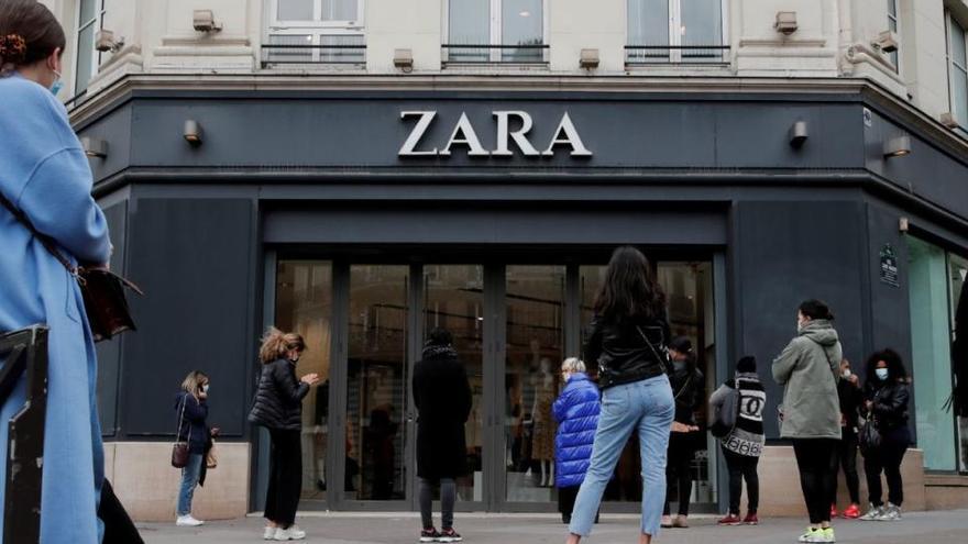 Inditex recupera els beneficis el segon trimestre amb 214 milions d'euros malgrat la caiguda de vendes