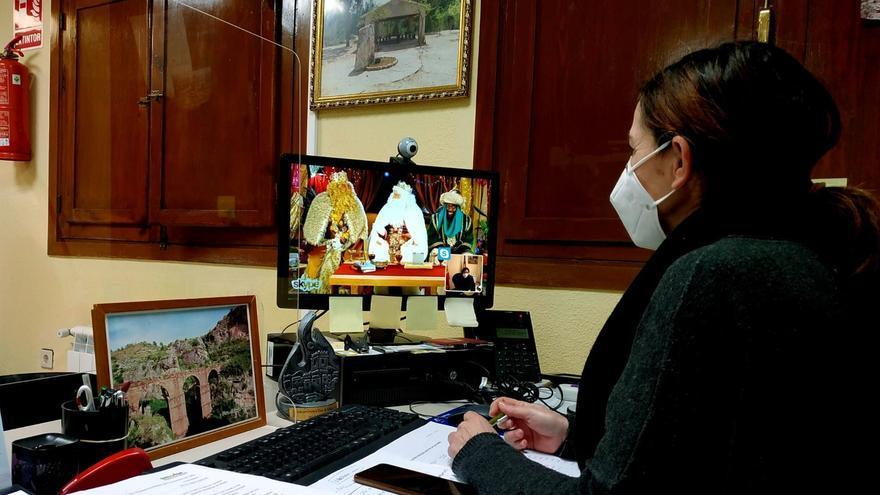 Los Reyes Magos de Oriente organizan su visita a Calles