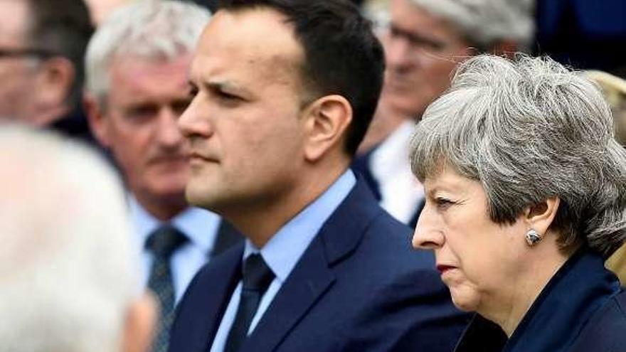 """El Nuevo IRA busca impulso en el """"Brexit"""" para la reunificación de Irlanda"""