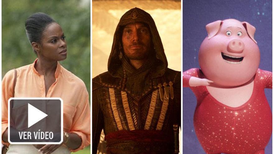 'Assassin's Creed', los Obama y Will Smith llegan a los cines