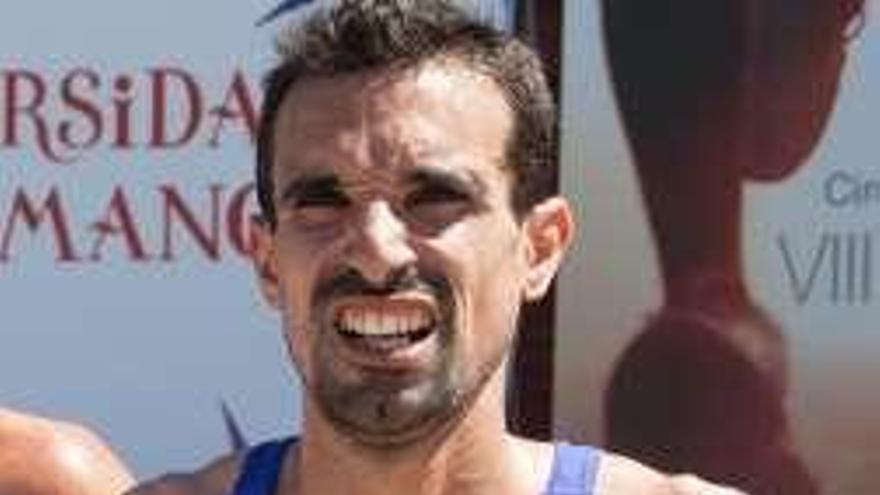 Jorge Rodríguez gana la Carrera de La Chuleta