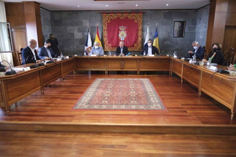 Reunión de los alcaldes del Sur
