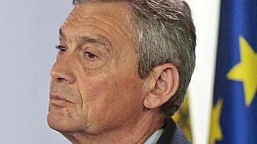 Miguel Ángel Villarroya.  | // EFE