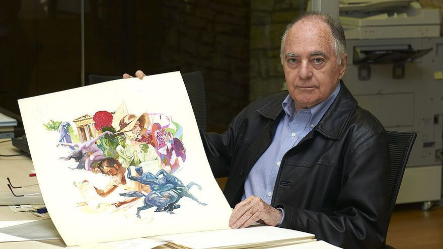 Muere Luis Gasca, exdirector del Festival de Cine de San Sebastián
