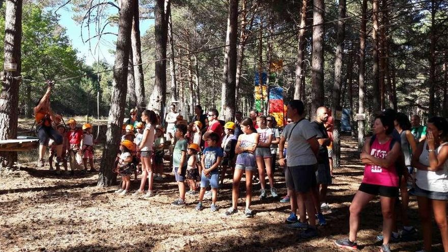 EMPLEO | Se buscan seis monitores de tiempo libre para un campamento en Zamora