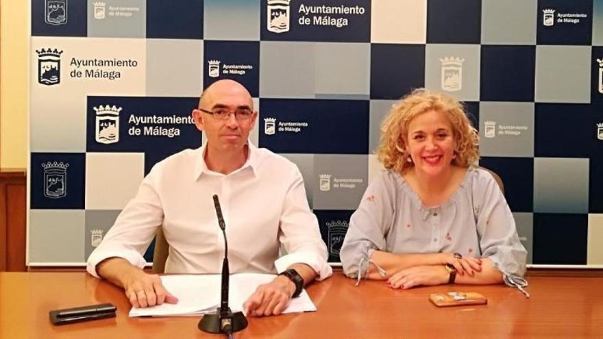 Eduardo Zorrilla y Remedios Ramos en una imagen de archivo.