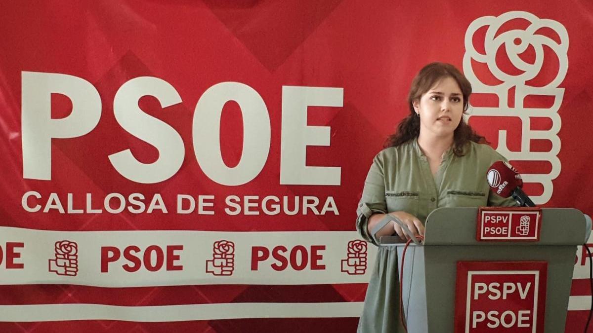 """El PSOE de Callosa denuncia que el Ayuntamiento es """"más opaco"""" al poner los plenos cada dos meses"""