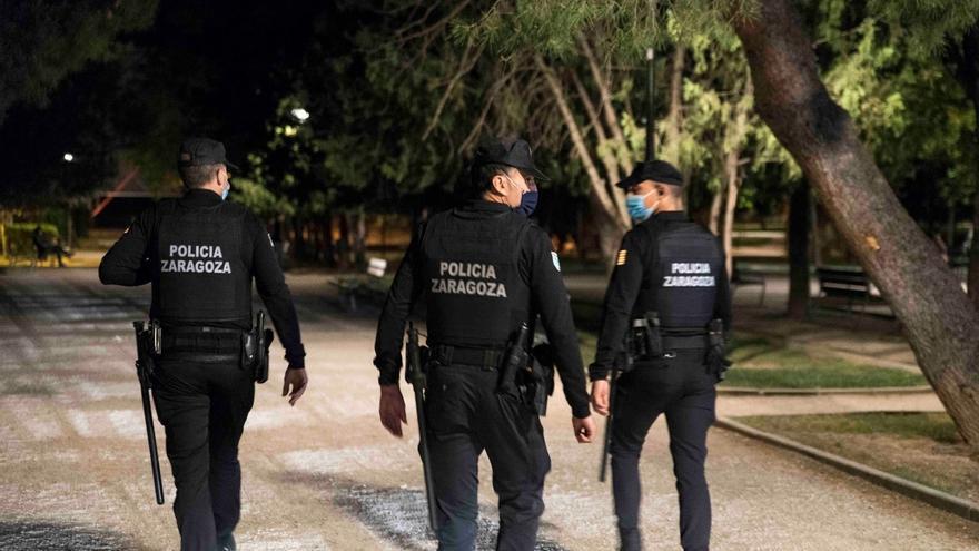 La Policía Local de Zaragoza reactiva este fin de semana el dispositivo especial de vigilancia
