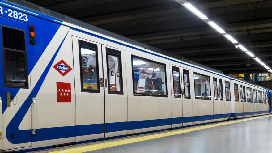 Detingudes dues de les menors que van participar en l'agressió racista del Metro de Madrid