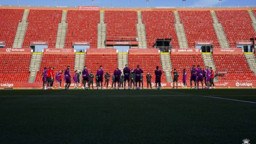 Dos positivos en el Mallorca antes de enfrentarse al Lugo