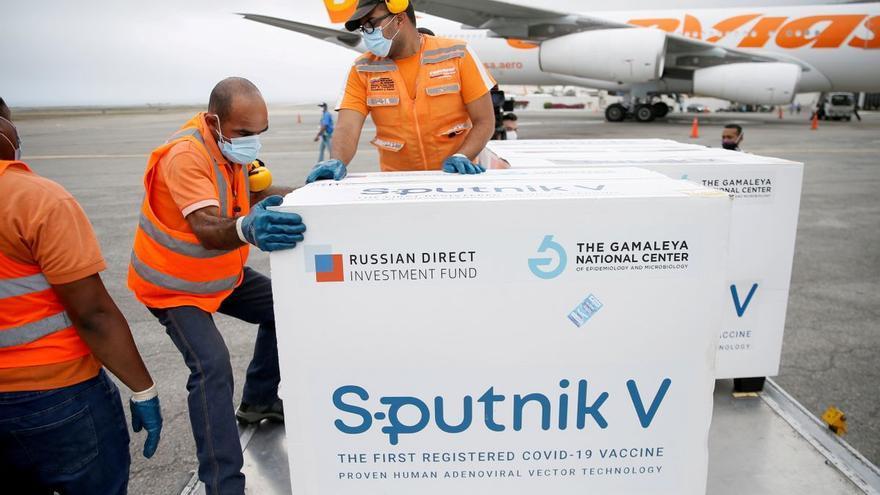 La vacuna rusa Sputnik pincha en América Latina