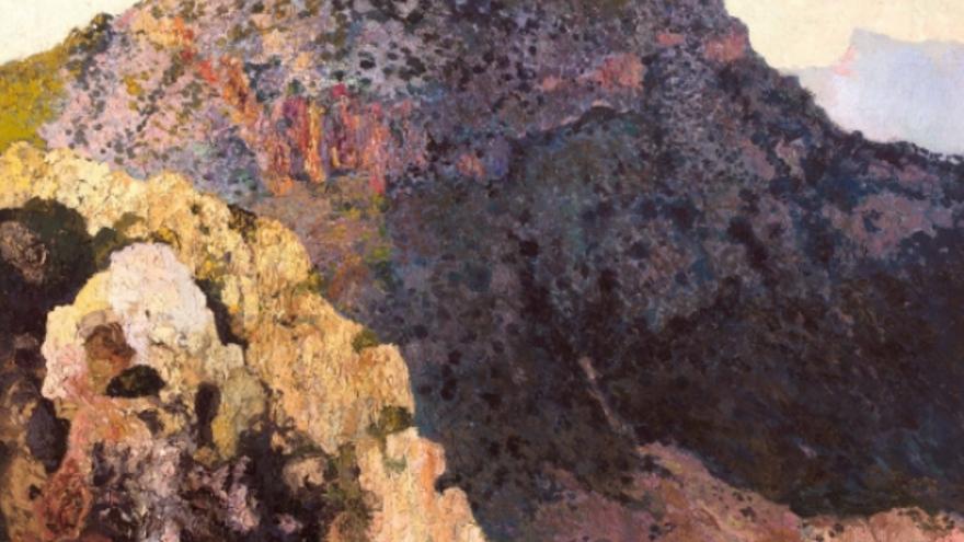 Visites dialogades al voltant de l'exposició Viatge i paisatge. De llatinoamérica a Mallorca