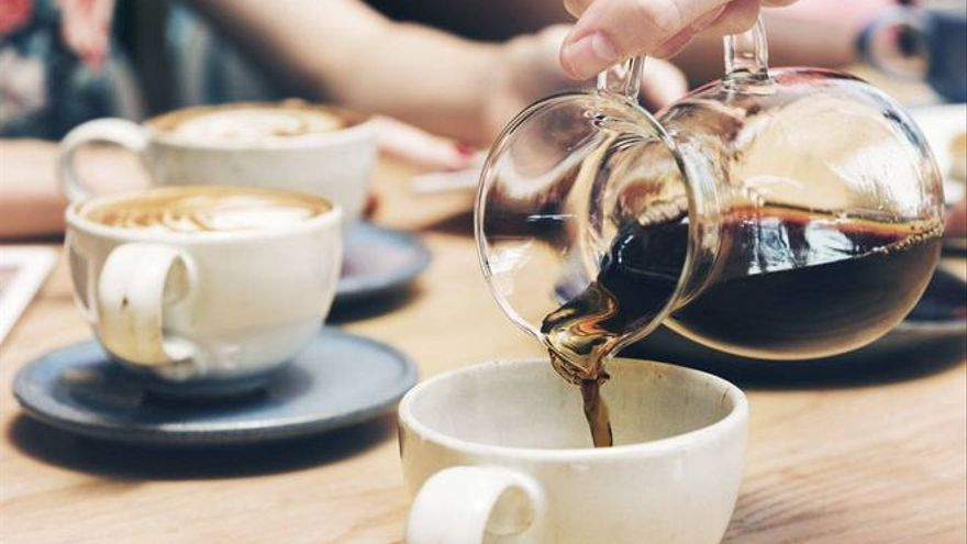 ¿Conoces la dieta del café?