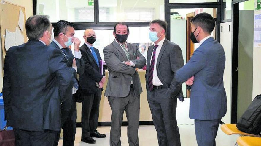 El Extremadura esquiva la liquidación