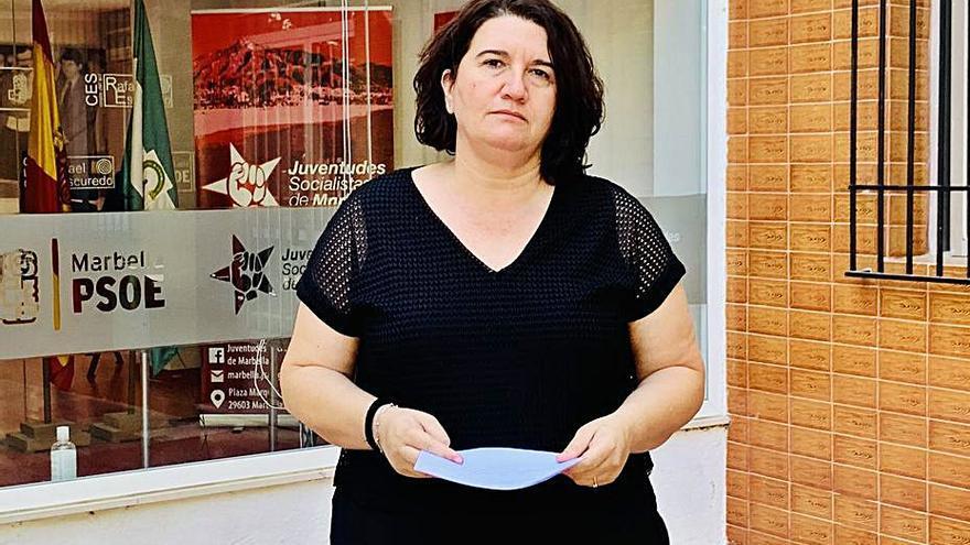 El PSOE de Marbella alerta del cese de una ayuda alimentaria a familias