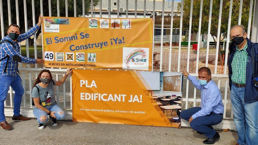 Compromís reclama al bipartito lleve a Pleno el último trámite para la construcción del colegio El Somni