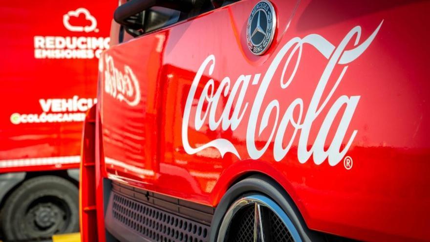 Coca-Cola alcanzará emisiones cero en su cadena de valor en 2040