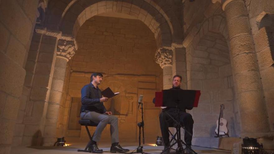 La catedral de Tui, anfitriona en el festival de música antigua de Nueva York