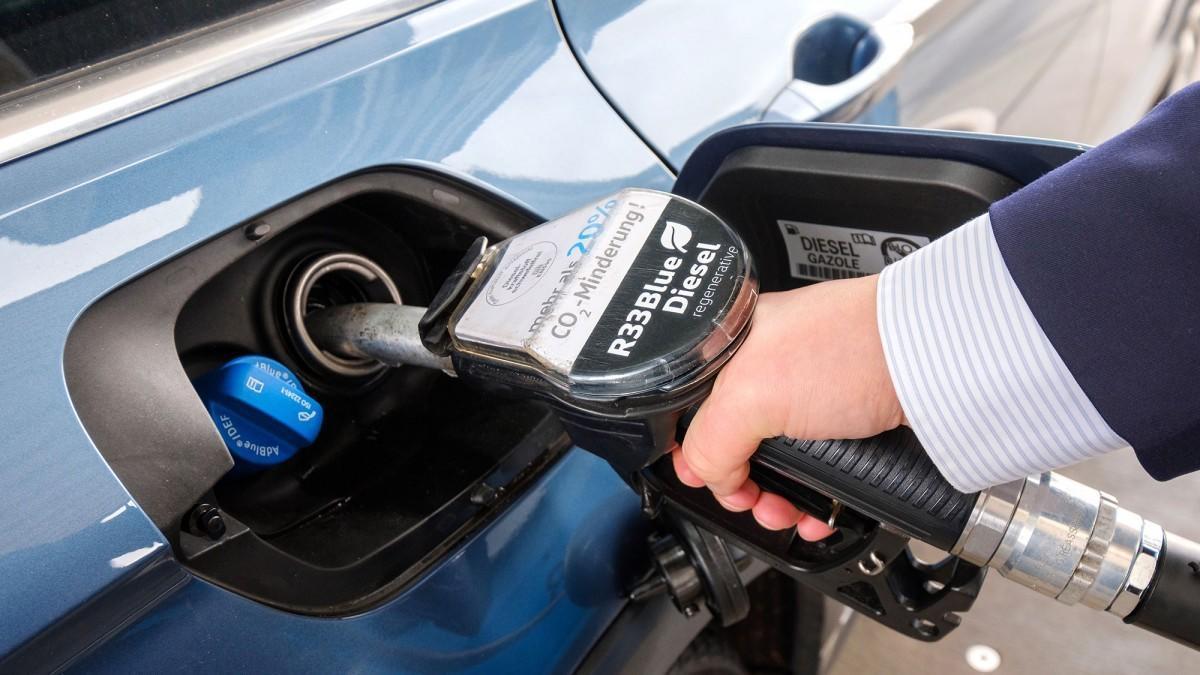 Qué es el diésel azul y qué coches lo pueden utilizar