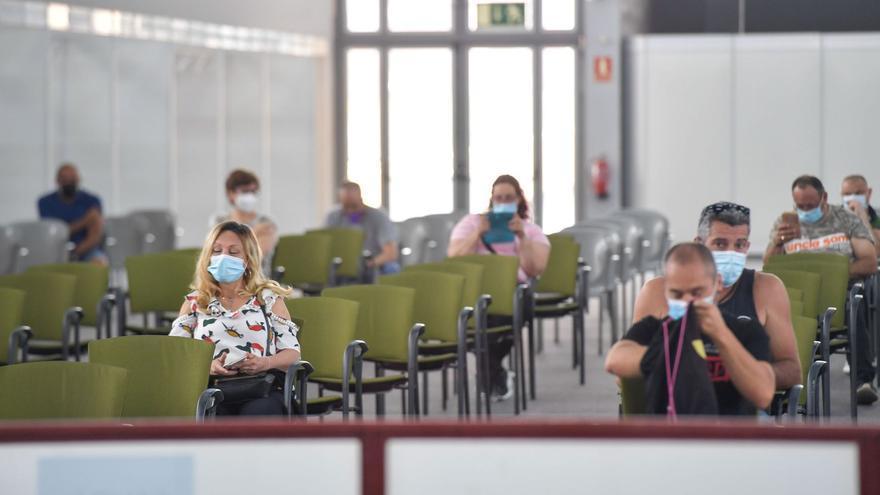 La campaña de vacunación pone el foco en el colectivo de 60 a 65 años