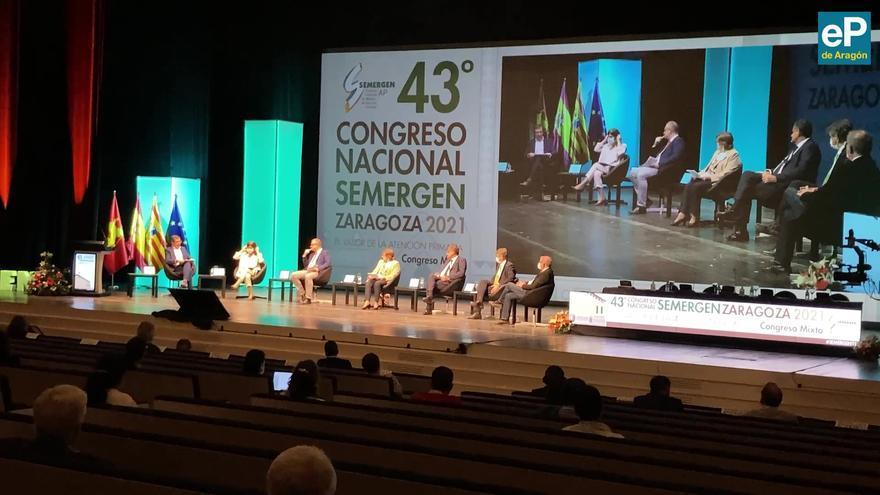 El primer gran congreso en Zaragoza cita a 3.000 médicos