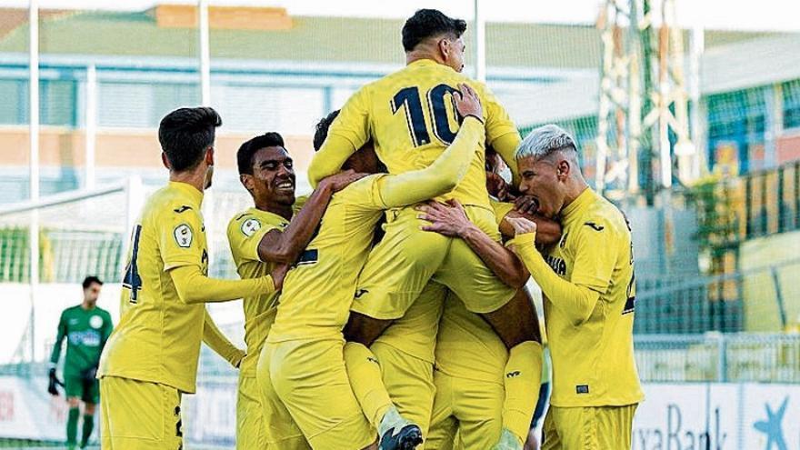 El Villarreal C inicia hoy en  Medi TV el camino al ascenso