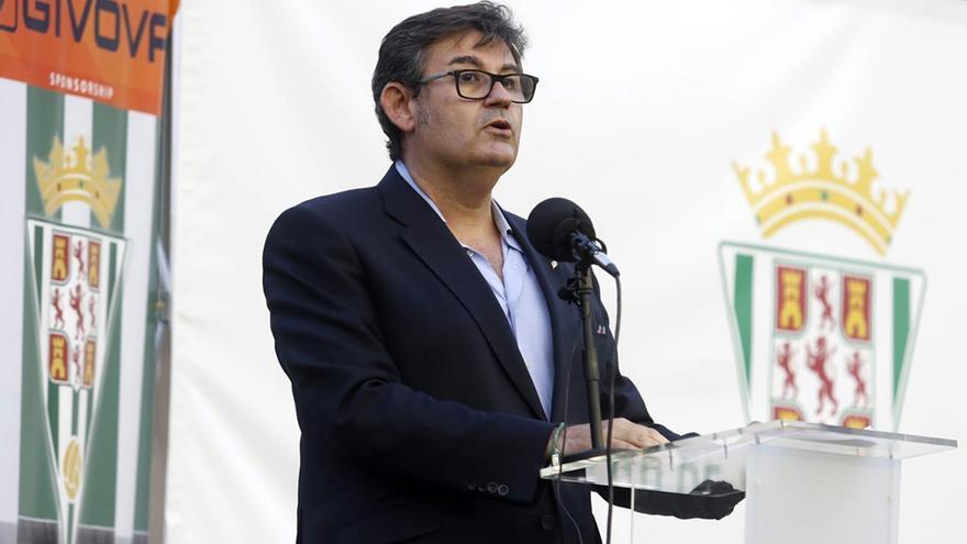 """Javier González Calvo: """"La del Córdoba es la mejor afición"""""""