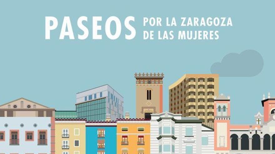Paseos por la Zaragoza de las mujeres